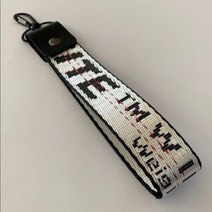 OFF-WHITE Industrial Keychain